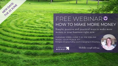 How to Make More Money in Business Webinar