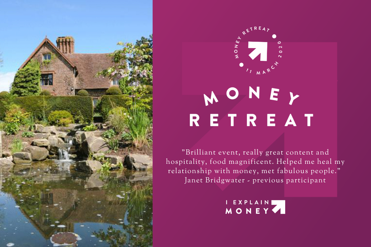 Money Retreat info and picture of the location