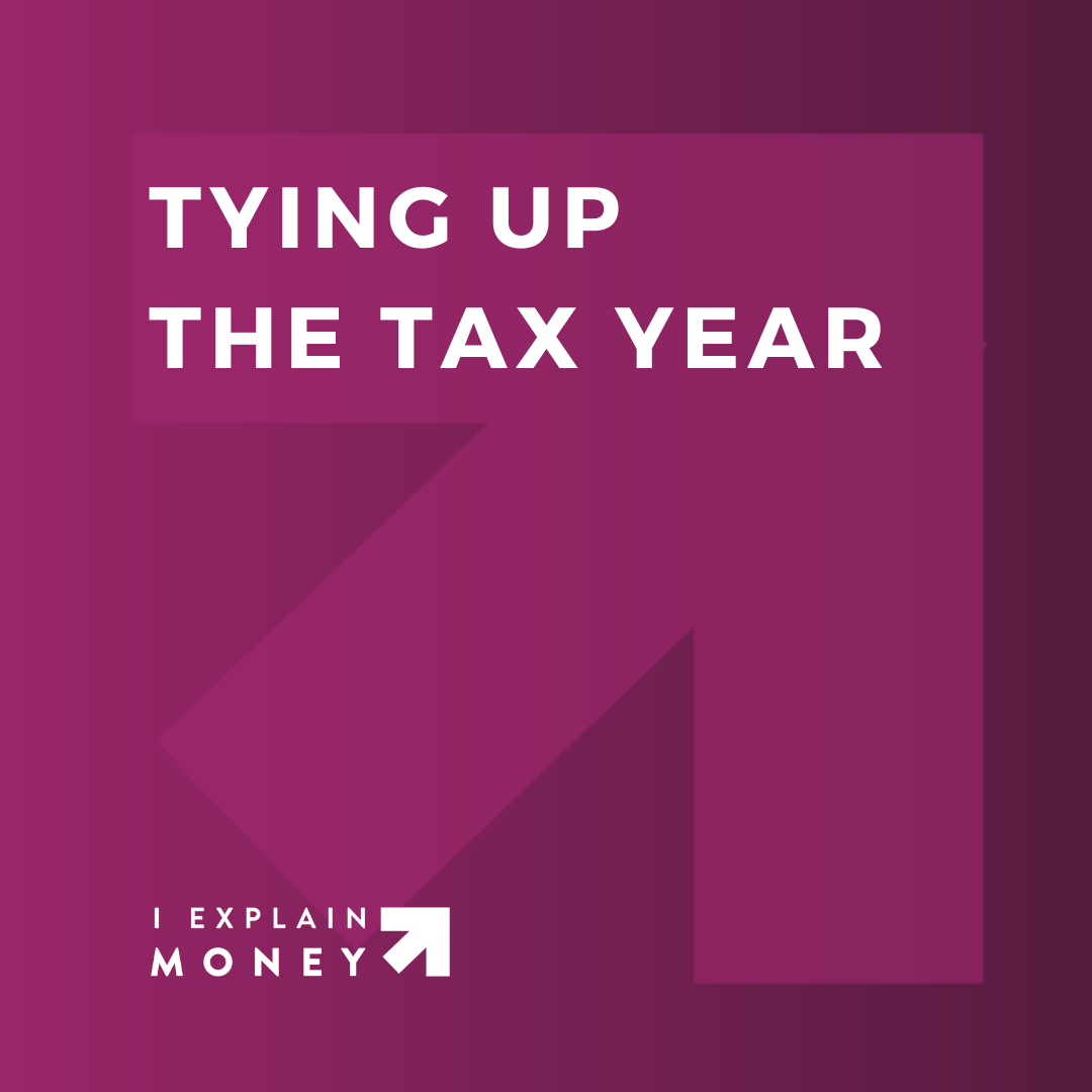 Tying up the tax year